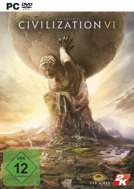 Civilization VI sur PC (dématérialisé - Steam)