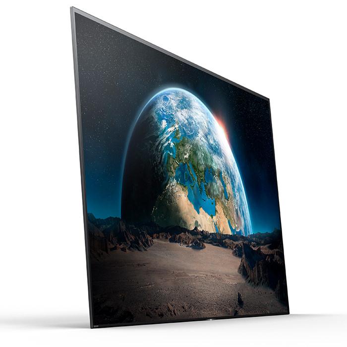 "TV 55"" Sony KD55A1 - OLED, 4K UHD, Acoustic Surface - Barre de son intégrée"
