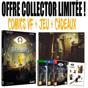 [Précommande] Little Nightmares Edition Collector sur PS4, Xbox One à 28€ ou sur Nintento Switch à 39€