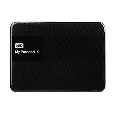 """Disque dur externe 2.5"""" Western Digital MyPassport X - USB 3.0 - 2To (frais de douanes et de port inclus)"""