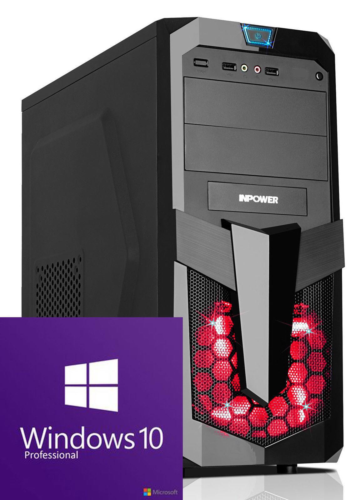 Tour Pc fixe - i7 7700k - 16Go DDR4 2133 - SSD 240 Go - Windows 10