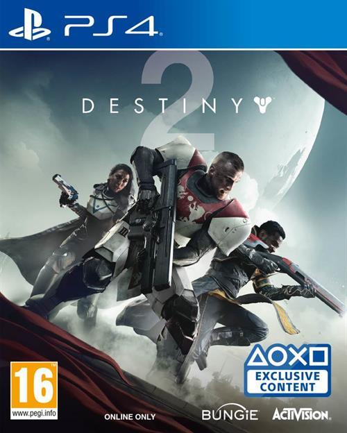 Destiny 2 sur PC, PS4 ou Xbox One (frontaliers Belgique)
