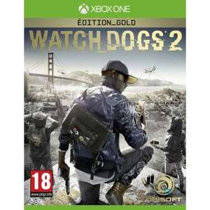 Watch Dogs 2 - Édition Gold sur Xbox One