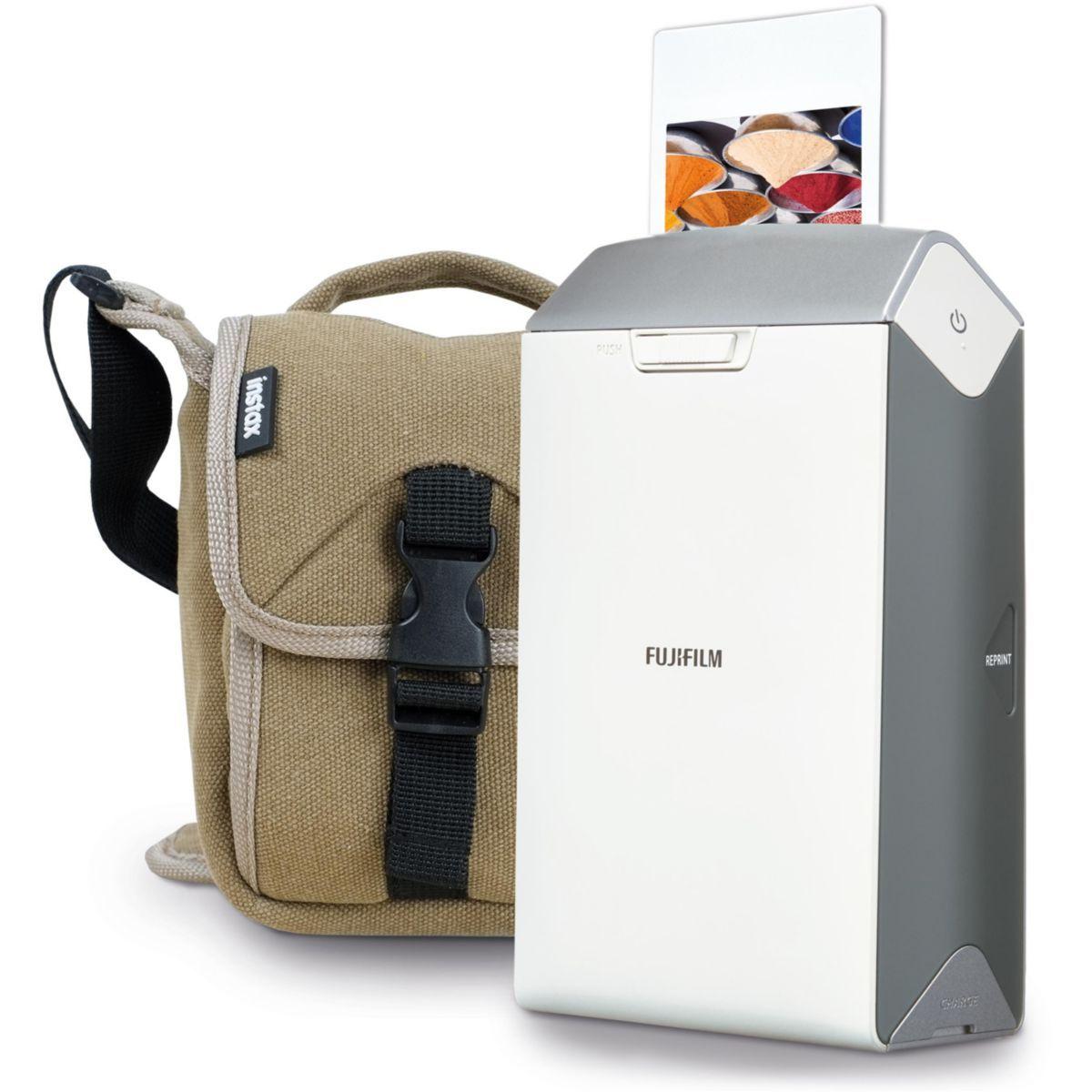Imprimante Smartphone Fujifilm Instax Share SP-2 Wi-Fi, Argent