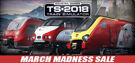 Sélection de jeux en promotion - Ex: Train Simulator 2018 sur PC (Dématérialisé)