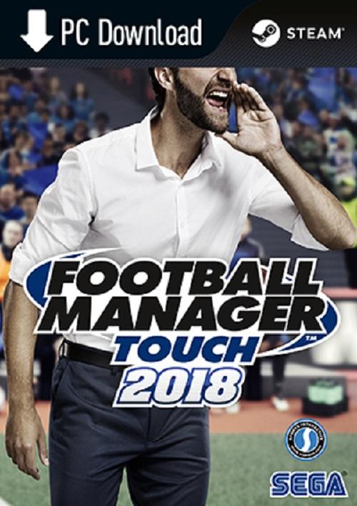 Jeu Football Manager Touch 2018 sur PC (Dématérialisé - Steam)