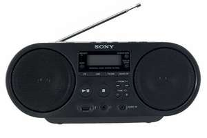 Radio CD / MP3 Sony ZS-PS50 - noir