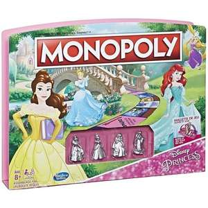 Monopoly - Version Princesse Disney