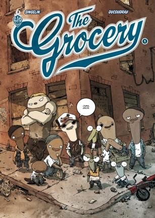 2 BD manga numériques Ankama offertes - Dofus manga (péril gelées T1 + the grocery T1)