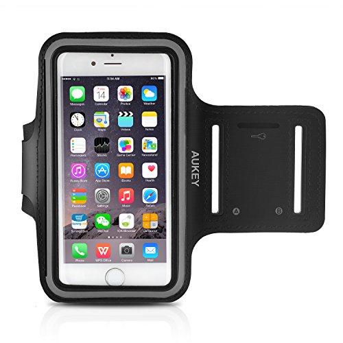 """[Panier Plus] Brassard sport pour smartphone Aukey jusqu'à 5,5"""" (Vendeur tiers)"""