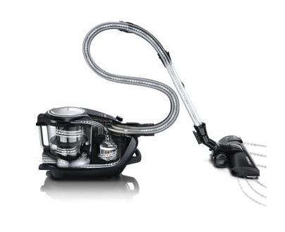 Aspirateur sans sac Bosch Relaxx'x Ultimate BGS7SILALL - 64 dB (via ODR de 70€)