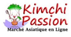 15% de réduction sur tout le site (kimchi passion)