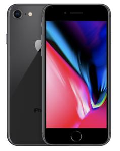 "Smartphone 4.7"" Apple iPhone 8 - A11, 2 Go de RAM, 64 Go, gris sidéral"
