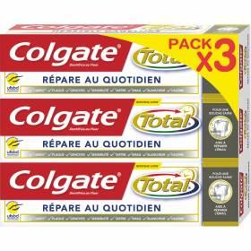 Lot de 3 dentifrices Total Colgate (75ml) - Toulouse (31)