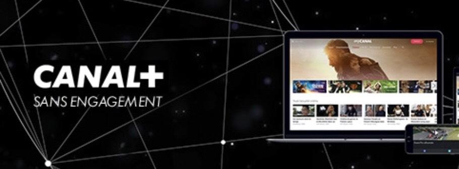 [Nouveaux clients] Abonnement mensuel Canal+ Essentiel à 9.90€ au lieu de 19.90€ (sans engagement)