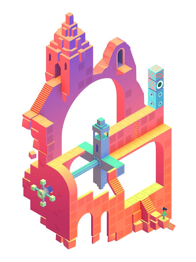 Sélection de jeux Android en promotion, ex: Monument Valley 2 à 2.79€ (au lieu de 5.49€)