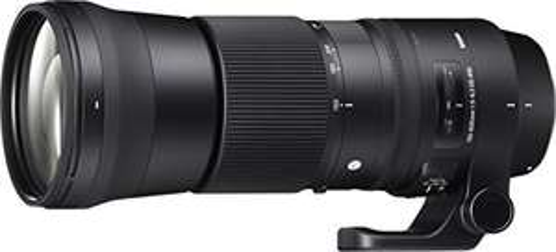 Téléobjectif Sigma 150-600mm F5-6.3 DG OS HSM pour Nikon