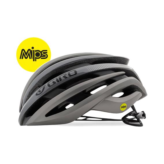 Casque vélo de route Giro Cinder Mips Titanium - du S au L (Merlincycles.com)