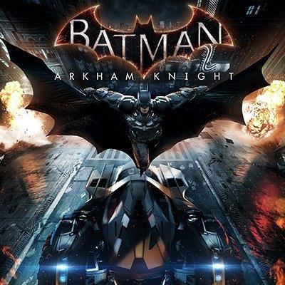 Sélection de jeux Batman en promotion - Ex: Batman Arkham Knight sur PC (Dématérialisé - Steam)