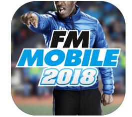 Football Manager Mobile 2018 sur iOS (dématérialisé)