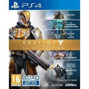 Destiny : La Collection sur PS4 et Xbox One