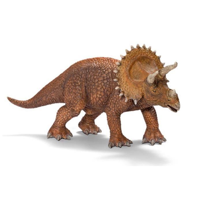 Figurine Schleich Dinosaure Tricératops 14522 10.5 cm