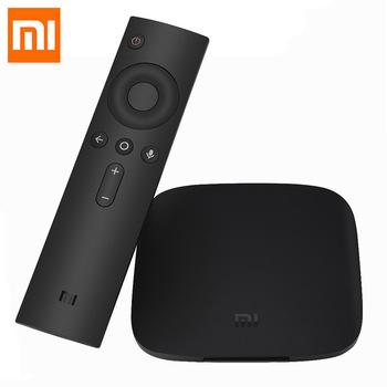 Box TV Xiaomi Mi Box 3 - Android TV, S905X, 8Go de ROM - Version Internationale, Entrepôt Français (via application)