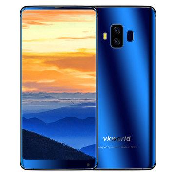 """Smartphone 5.99"""" Vkworld S8 - MTK6750T , 4 Go de Ram, 64 Go, 5500mAh"""