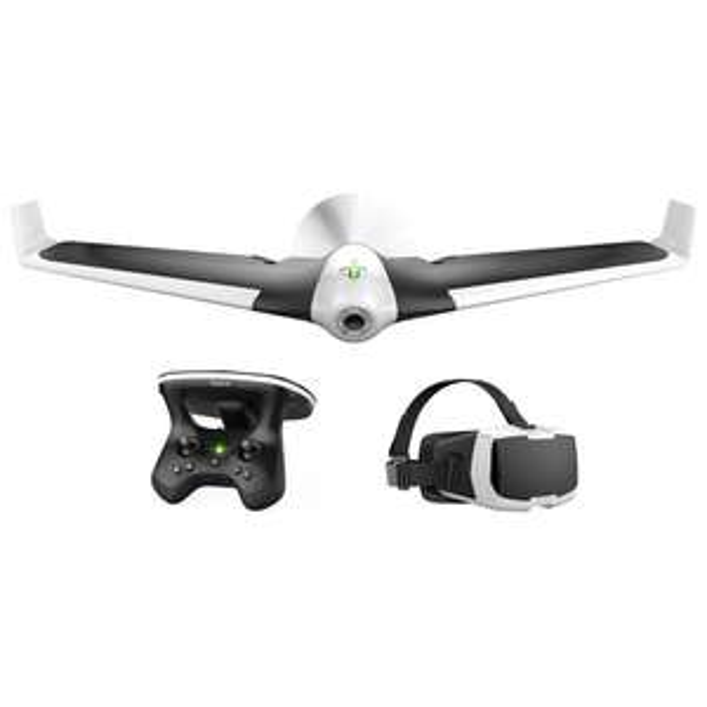 Aile volante / Drone Parrot Disco FPV + Skycontroller 2 + Cockpit Glasses