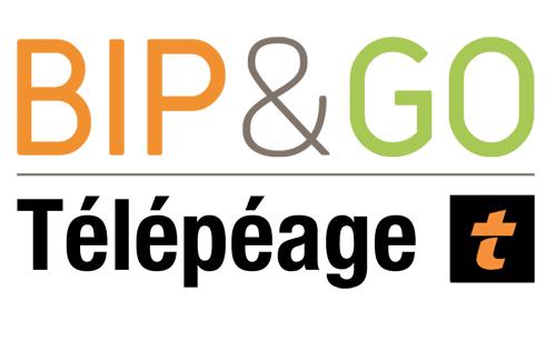 """Badge de télépéage Liber-t Bip & Go(Offre """"A la carte"""")"""