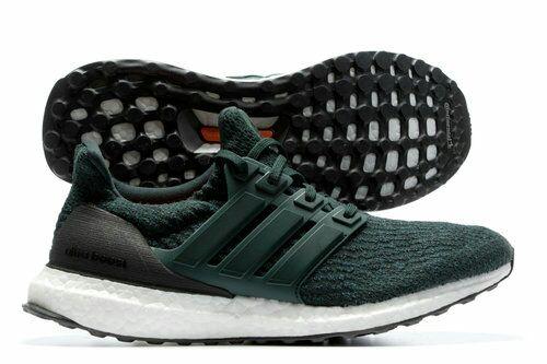 Sélection de baskets en promotion + 20% de réduction supplémentaire - Ex: Adidas Ultra Boost (Dark Green/Core Black)