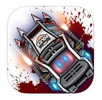 Jeu Road Rage Zombie Smasher gratuit sur iOS (au lieu de 2.99 €)