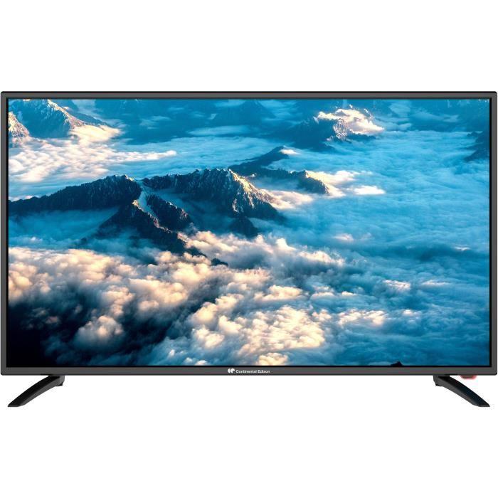 "TV 40"" Continental Edison CELED400118B6 - Full HD, LED"