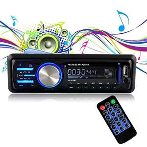 Autoradio Bluetooth avec ports Carte SD - USB - Télécommande (Vendeur tiers)