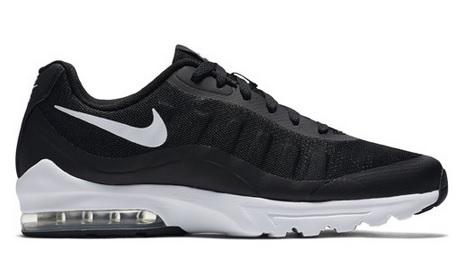 Chaussures running Nike air max Invigor - Noir