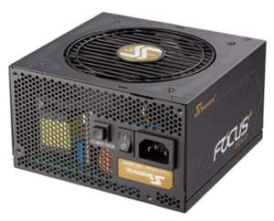 Alimentation Modulaire Seasonic Focus Plus 650 - Gold, 80+, 650W