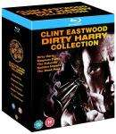 Coffret Blu-ray - Clint Eastwood: Dirty Harry Collection (5 films)