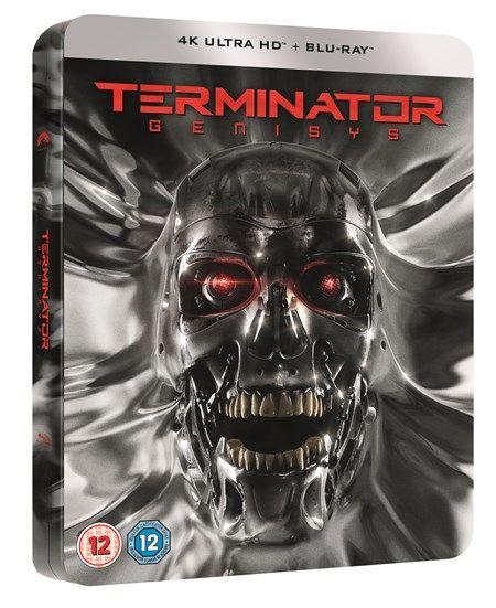 [Pré-commande] Coffret Blu-ray 4K UHD Terminator Genisys (+ Blu-ray + steelbook exclusif)