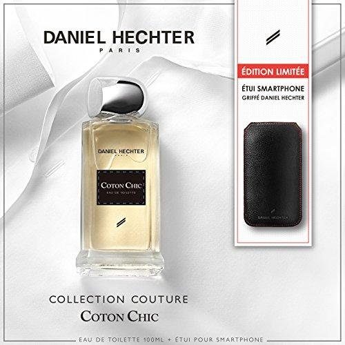 [Panier Plus] Coffret Daniel Hechter Coton Chic (100 ml) + étui pour smartphone