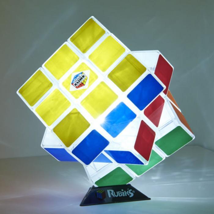 Rubik's Cube lumineux