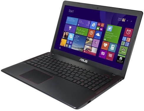 """PC Portable 15.6"""" Asus FX550JX-DM114D (Intel Core i7-4720HQ, 8Go RAM, 750Go HDD)"""