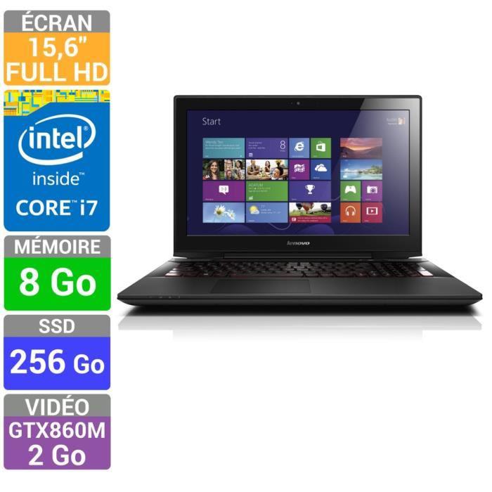 """PC Portable 15.6"""" Lenovo Y50-70 Core i7,  RAM 8Go GTX860M"""