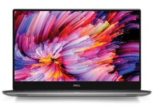 "PC portable 15.6""  Dell XPS 15 9560 - écran tactile Ultra HD, i7-7700HQ, GTX1050 4Go, RAM 16Go, SSD 512 Go, Windows10"
