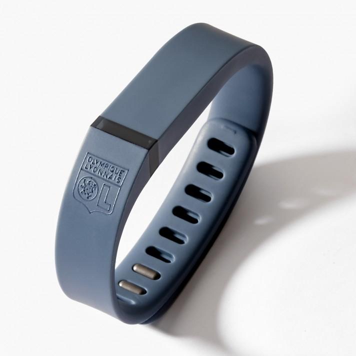 Bracelet Connecté Fitbit OL - Bleu Ardoise