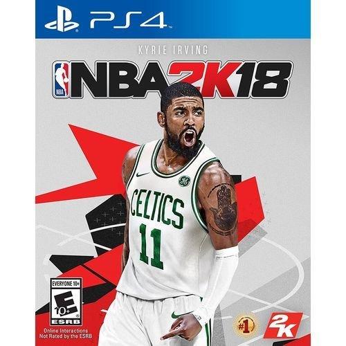 Jeu NBA 2K18 sur PS4
