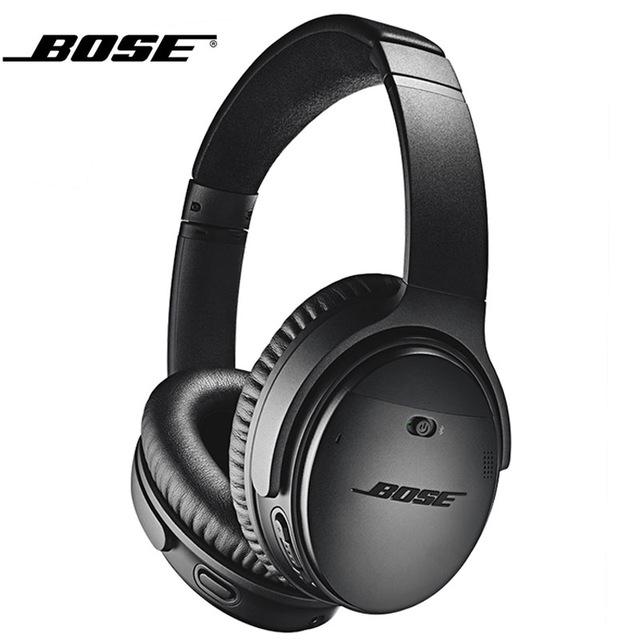 Casque audio Bose QC 35 II avec Réduction de bruit - Noir