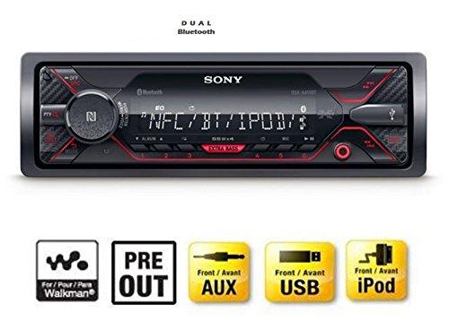 Autoradio Bluetooth Sony DSX-A410BT
