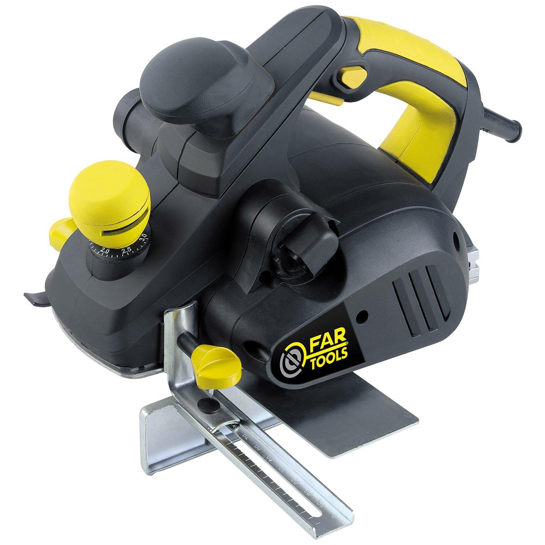 Rabot électrique filaire Far Tools - 850 W
