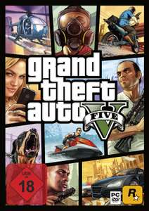 Grand Theft Auto (GTA) V sur PC (Version boîte)