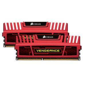 Kit mémoire DDR3 Corsair Vengeance  - 8 Go (2x4Go) - 1600 MHz